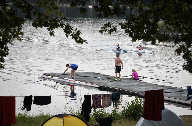 Kom med på DSR's sommerlejr på Hjälmsjö 19. juli - 4. august