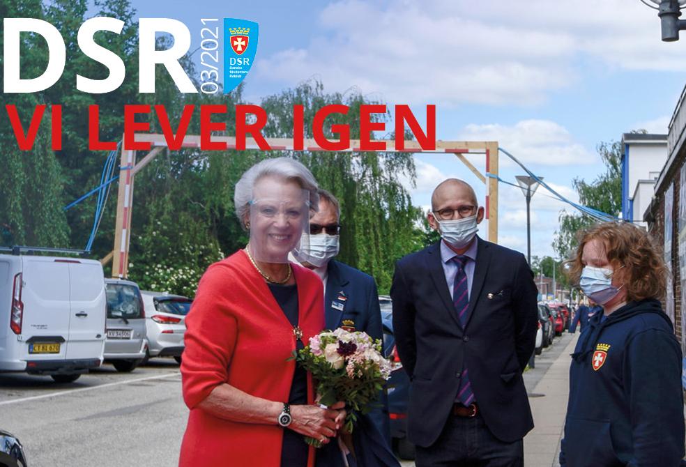 Det nye DSR-blad er på gaden
